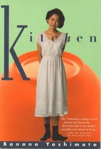 bookcover- Banana Yoshimoto- Kitchen