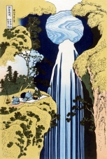hokusai_waterfall