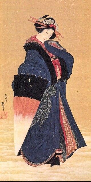 hokusai_snow