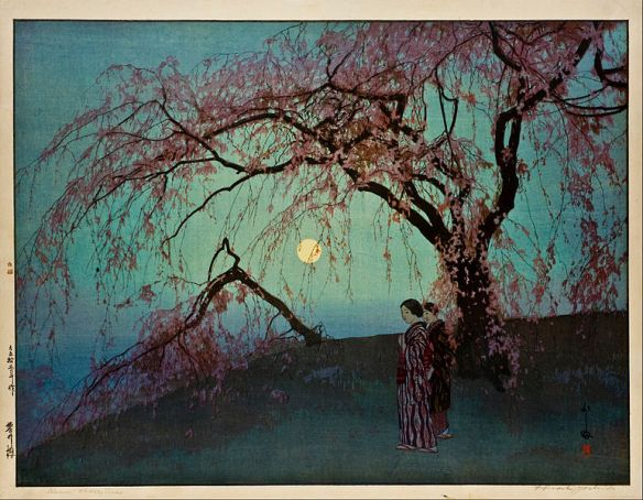 771px-Hiroshi_Yoshida_-_Kumoi-Zakura_(Kumoi_Cherry_Trees)_-_Google_Art_Project
