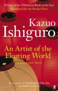 cover image An Artist of the Floating World