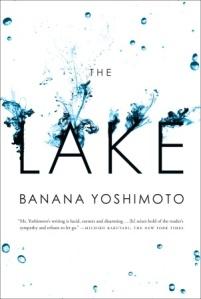 Cover image- Banana Yoshimoto- The Lake- english version