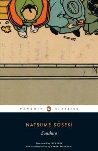 cover book sanshiro